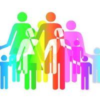 Illustration sur la notion de famille
