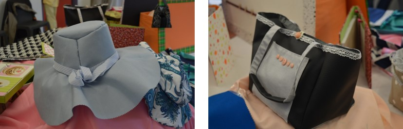 Ateliers de couture en prison