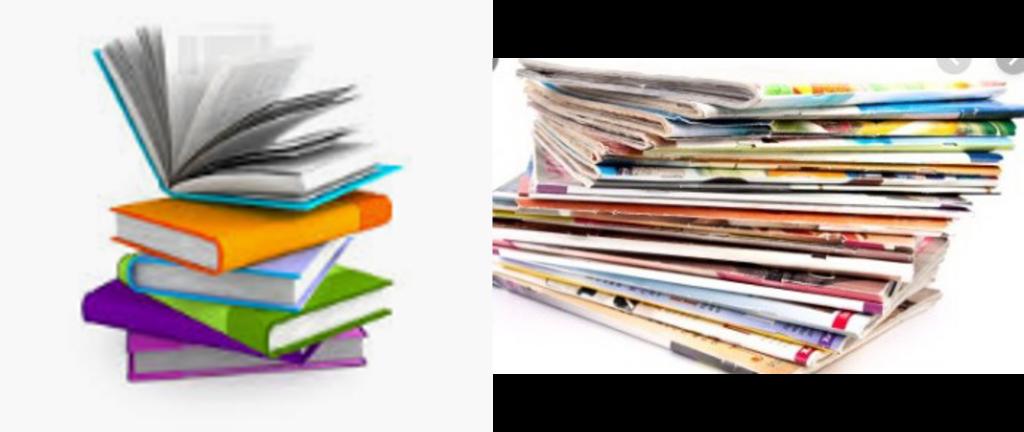 Des livres et revues sur la prison