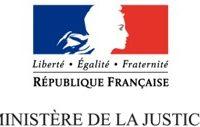 Le logo du Ministère de la Justice