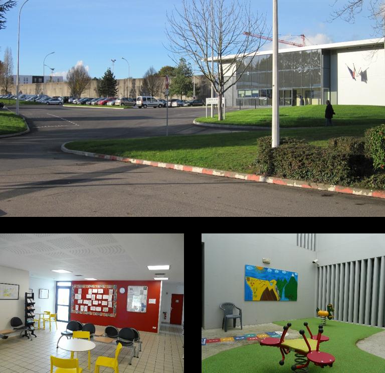 Centre de détention Nantes