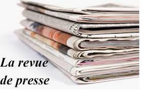 revue de presse thème prison justice