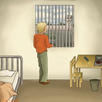 Comprendre la prison ; la privation de liberté porte de nombreuses conséquences