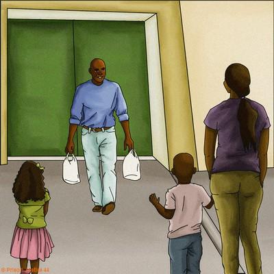 La sortie de prison un jour attendu et parfois redouté.