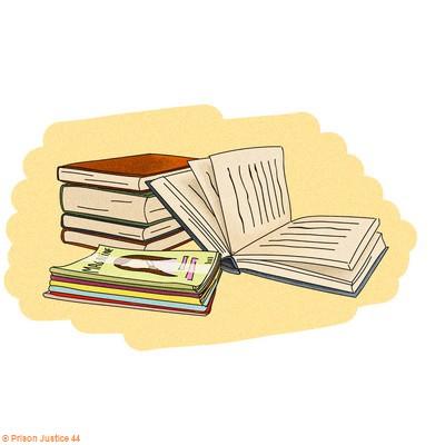Livres, revues, journaux sur la prison